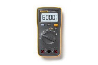 Fluke 107 Palm-sized Digital Multimeter Digital Multimeter Fluke