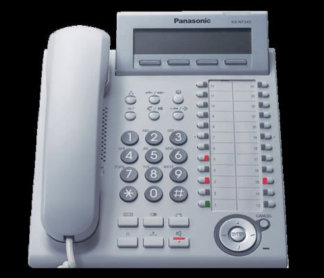PANASONIC-IP PHONE-KX-NT343X