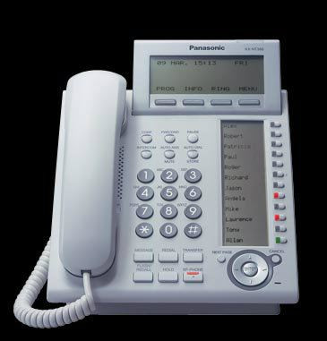 PANASONIC-IP PHONE-KX-NT366X