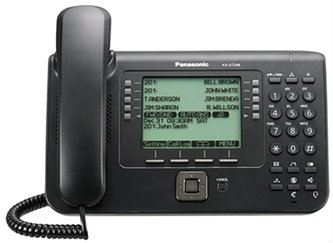 PANASONIC-SIP PHONES-KX-UT248X