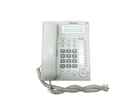 PANASONIC-SINGLE LINE TELEPHONE-KT-TS 880ML