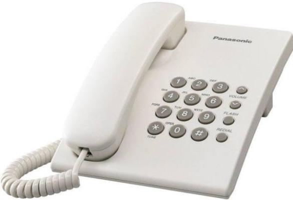 PANASONIC-SINGLE LINE TELEPHONE-KX-TS500ML