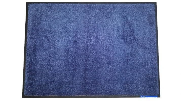 Entrance Mat - Laundry Mat (Dust Control Mat) - Blue