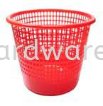Plastic Rubbish Basket Rubbish Pail Hygiene and Cleaning Tools