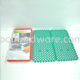 Plastic Floor Mat Mats Hygiene and Cleaning Tools