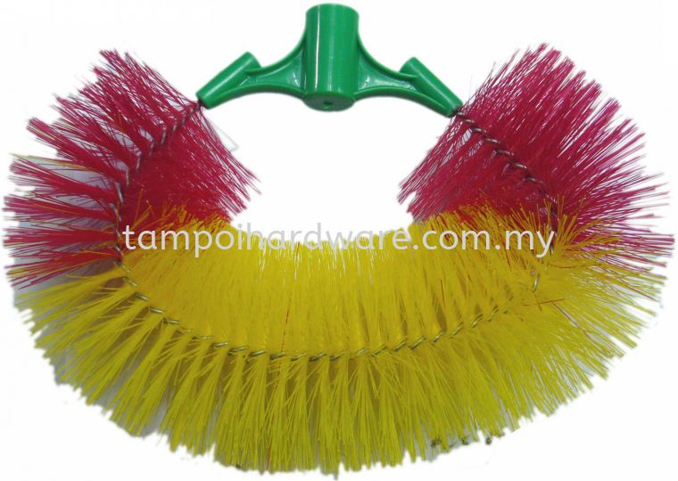Plastic Celling Broom Common Broom Hygiene and Cleaning Tools