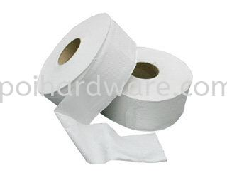 Jumbo Paper Roll Wiper Paper Hygiene and Cleaning Tools