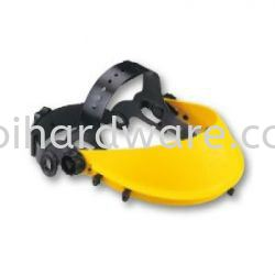 Face SHield Cap Head & Face Protections Personal Protective Equipments