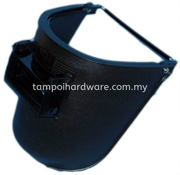 Head Shield With Bracket For Halmet Head & Face Protections Personal Protective Equipments