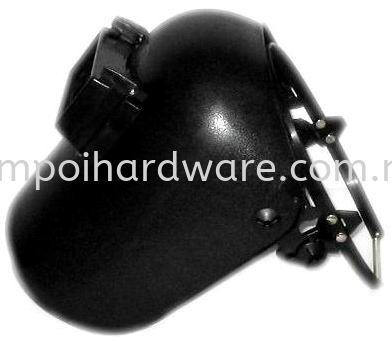 Head Shield With Helmet Bracket Head & Face Protections Personal Protective Equipments