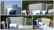 Masonry Sound Barrier Masonry Noise Barrier Noise Barrier