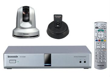 PANASONIC-HD VISUAL COMMUNICATIONS SYSTEM-KX-VC300CX