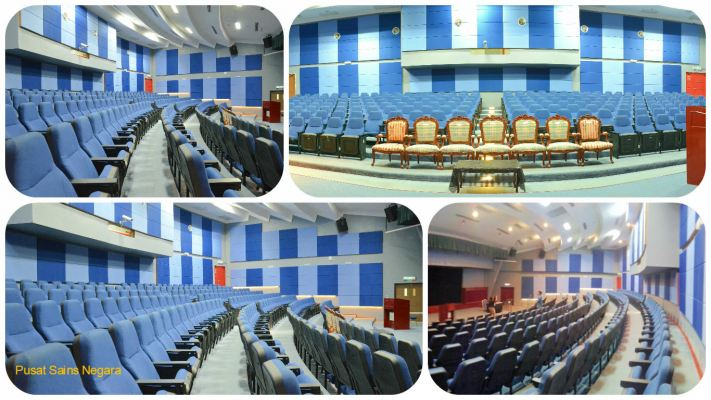 Hall Acoustical System