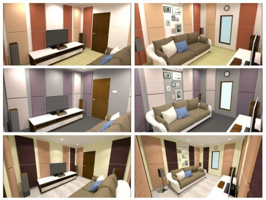 Home Theatre  Acoustical System