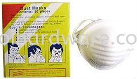 Paper Cup Dust Mask Respirators Personal Protective Equipments