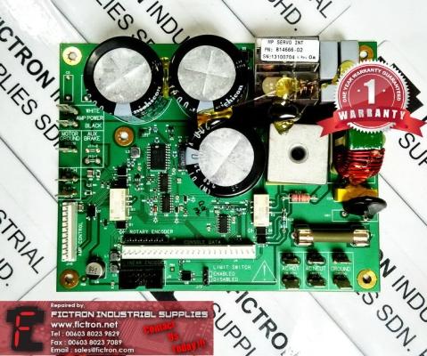 814666-02 HEIDENHAIN Servo Int Drive Repair Service Malaysia Singapore Indonesia Thailand