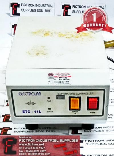 Repair Service Malaysia - ETC-11L ELECTROLAB Temperature Controller Singapore Indonesia Thailand
