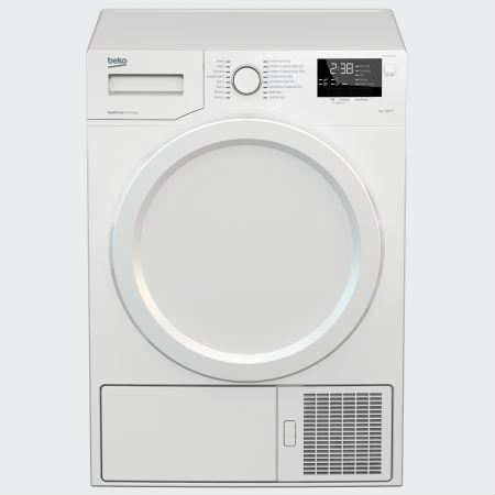 DPS 7405 X W3 Beko Dryer