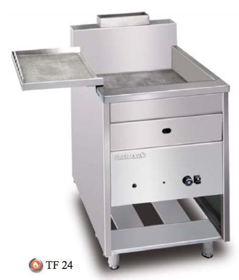 Gas Tempura Fryer Deep Fryer Gas Equipment