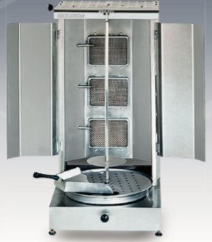 Kebab Machine ( Shawerma Griller ) Kebab Machine / Shawerma Griller Gas Equipment