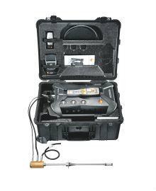 Testo 350 MARITIME - Exhaust gas analyzer for diesel ship engines