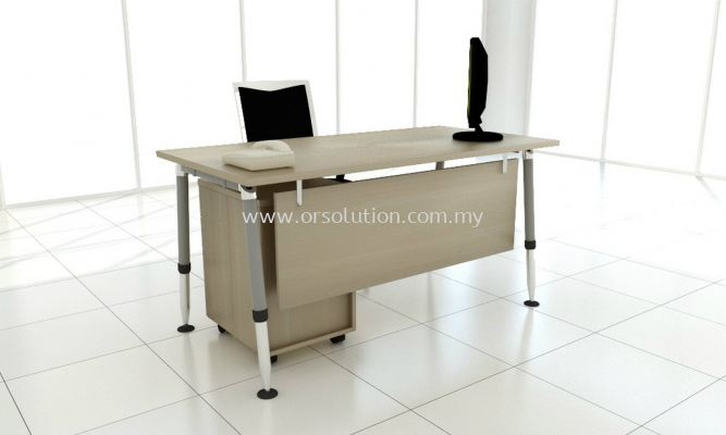 Standard Adjustable Metal Leg Table FST (57)