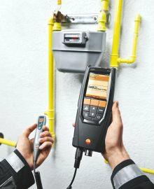 Testo 320 - Super efficient flue gas analyzer