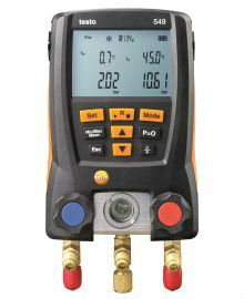 Testo 549 - Digital manifold