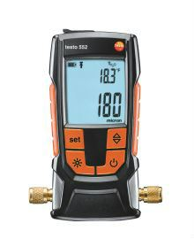 Testo 552 - Digital vacuum gauge