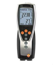 Testo 735-2 - Multichannel thermometer