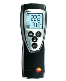 Testo 922 - Digital temperature meter