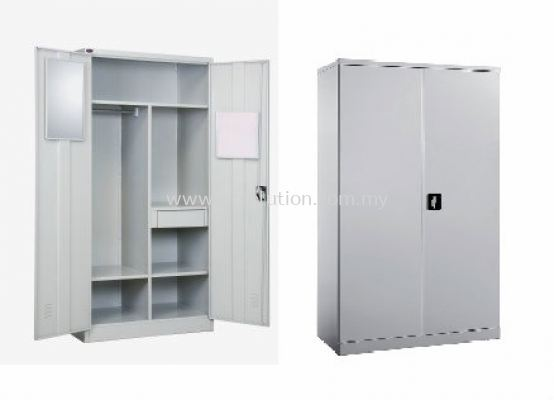 Steel Wardrobe   Swing Door