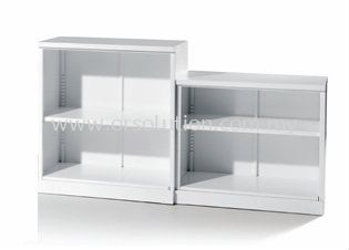 Open-Shelf-Half Height