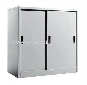 Half-Heigh-Cupboard-Steel-Sliding-Door