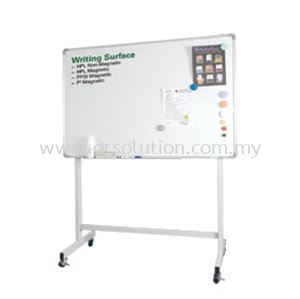 Magnetic-white-board-stand