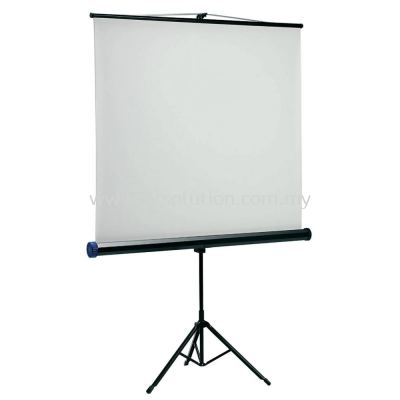 Projector-Screen-Manual-Mobile-Stand