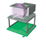 Volumetric Feeder Scale