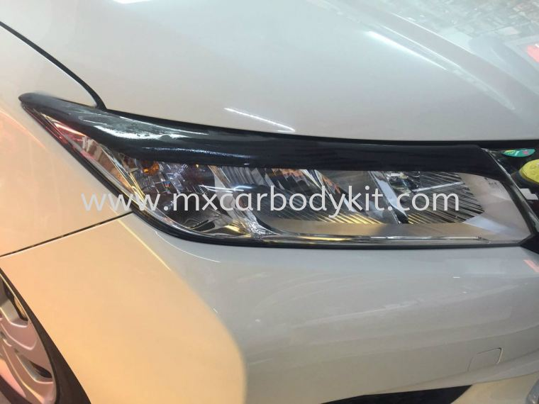 HONDA CITY 2014 CARBON FIBER EYE LIBS HONDA CITY CARBON FIBER BODY KITS