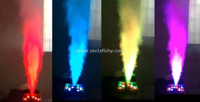 Stage Sound, Light & Fire System