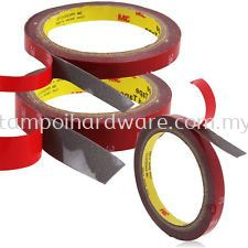 3M Gray Acrylic Double Sided Tape