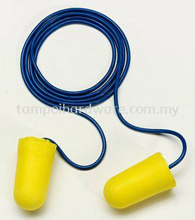 3M TapeFit 2 Plus Corded Earplugs 312-1223