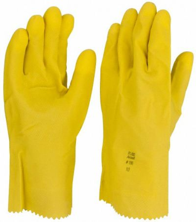Ansell 198FL100 Chemical Resistant Gloves