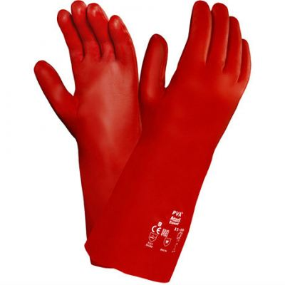 Ansell PVA 15-554 Chemical Resistant Glove
