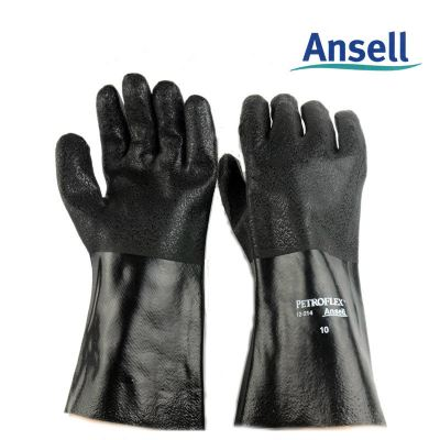Ansell Petroflex 12-214 Chemical Resistant Gloves