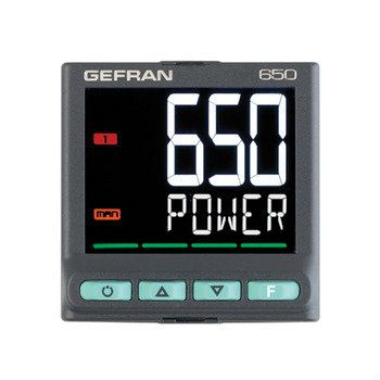 GEFRAN Single loop PID controller - customizable display - set point programmer - logic control function block Malaysia Singapore Thailand Indonesia Philippines Vietnam Europe & USA