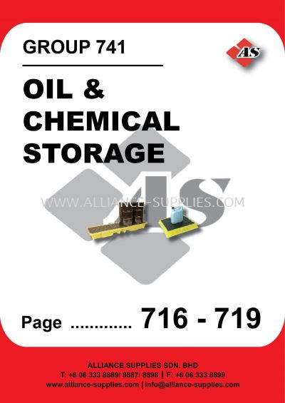 741-Oil and Chemical Storage