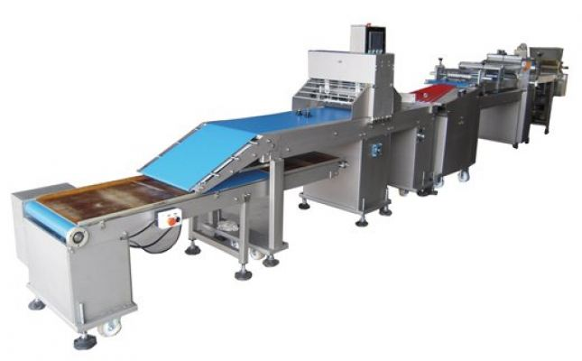 HMI-528 COOKIE LINE MACHINE