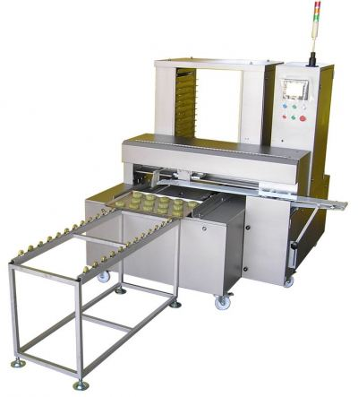 HMI-538 AUTOMATIC LINE-UP MACHINE