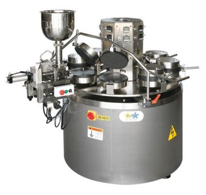 HMI-385 PANCAKE AUTO PRODUCTION MACHINE (8 TRAY)