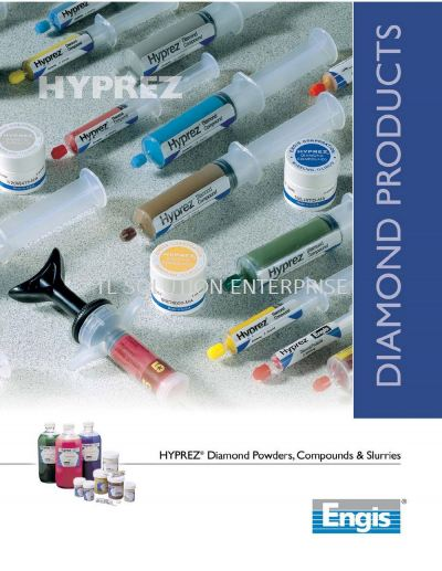 Hyprez-Diamond Powders, Compound&Slurries